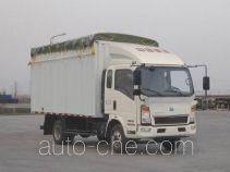 Sinotruk Howo soft top box van truck ZZ5047CPYD3414D144