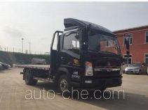Sinotruk Howo flatbed truck ZZ5047TPBF341CE145