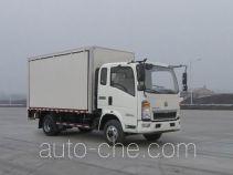 Sinotruk Howo mobile shop ZZ5047XSHF3315E145