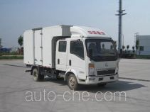 Sinotruk Howo box van truck ZZ5047XXYD3413D5Y45