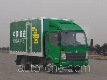 Sinotruk Howo postal vehicle ZZ5047XYZF341BD1Y45