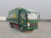 Sinotruk Howo postal vehicle ZZ5047XYZF341CE145