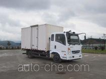 Homan box van truck ZZ5048XXYD17DB0