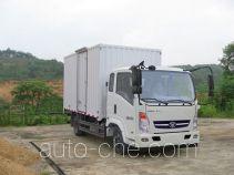 Homan box van truck ZZ5048XXYD17DB1