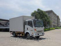 Homan box van truck ZZ5048XXYD18DB0