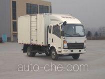 Sinotruk Howo box van truck ZZ5067XXYF341CD165