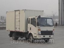 Sinotruk Howo box van truck ZZ5067XXYF341CD1Y65