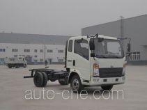 Sinotruk Howo van truck chassis ZZ5067XXYG451CE160