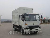 Sinotruk Howo stake truck ZZ5087CCYF3314E183