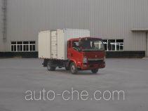 Sinotruk Howo box van truck ZZ5087XXYD3414D183