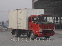 Sinotruk Howo box van truck ZZ5087XXYD3814D183