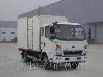 Sinotruk Howo box van truck ZZ5087XXYF3314E183