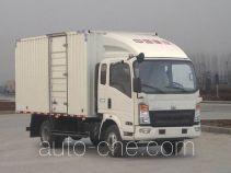 Sinotruk Howo box van truck ZZ5087XXYF381CD183