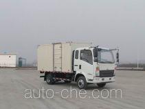 Sinotruk Howo box van truck ZZ5087XXYG331BE183