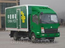 Sinotruk Howo postal vehicle ZZ5087XYZF381CD183