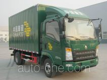 Sinotruk Howo postal vehicle ZZ5087XYZG381CE183