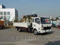 Sinotruk Howo truck mounted loader crane ZZ5107JSQG421CE1