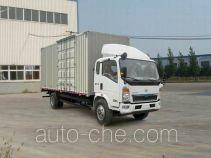 Sinotruk Howo box van truck ZZ5107XXYD3615D1