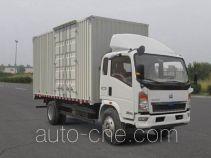 Sinotruk Howo box van truck ZZ5107XXYG3615D1
