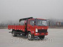 Sinotruk Howo truck mounted loader crane ZZ5127JSQG451CD1