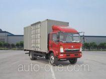 Sinotruk Howo box van truck ZZ5127XXYD4215D120
