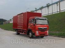 Homan box van truck ZZ5128XXYF10EB0