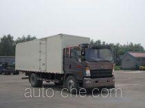 Sinotruk Howo box van truck ZZ5147XXYG381CE1