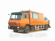 Sida Steyr road testing vehicle ZZ5152TLCL6010