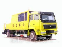Sida Steyr road testing vehicle ZZ5156TLCL6016F