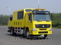 Sinotruk Howo road testing vehicle ZZ5157TLCN5618W