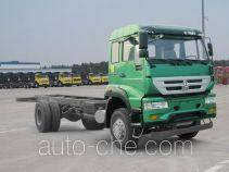 Sida Steyr van truck chassis ZZ5161XXYK521GD1
