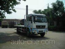 Huanghe flatbed truck ZZ5164TPBG4715C1