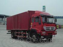Huanghe box van truck ZZ5164XXYG5616D1
