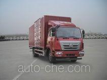 Sinotruk Hohan box van truck ZZ5165XXYG5113D1B