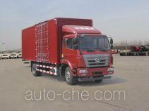 Sinotruk Hohan box van truck ZZ5165XXYG5613D1B