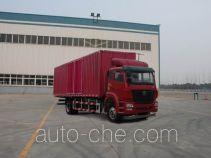 Sinotruk Hohan box van truck ZZ5165XXYH5213D1