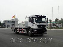 Sinotruk Sitrak flatbed truck ZZ5166TPBK501GE1