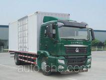 Sinotruk Sitrak box van truck ZZ5166XXYK561GD1