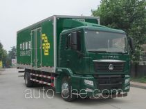 Sinotruk Sitrak postal vehicle ZZ5166XYZK521GD1