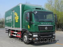 Sinotruk Sitrak postal vehicle ZZ5166XYZM561GE1