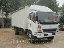Sinotruk Howo soft top box van truck ZZ5107CPYG4215D1
