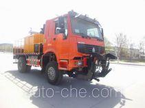 Sinotruk Howo snow remover truck ZZ5167TCXM5227D1