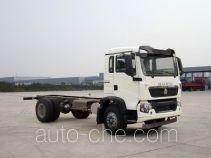 Sinotruk Howo van truck chassis ZZ5167XXYM561GD1