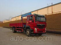 Homan truck mounted loader crane ZZ5168JSQF10DB0