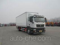 Sinotruk Sitrak box van truck ZZ5176XXYM561GE1