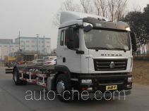 Sinotruk Sitrak detachable body truck ZZ5176ZKXM561GE1