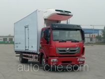 Sinotruk Hohan refrigerated truck ZZ5185XLCH7113E1