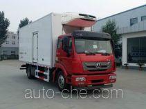 Sinotruk Hohan refrigerated truck ZZ5185XLCK5113E1