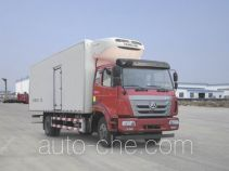 Sinotruk Hohan refrigerated truck ZZ5185XLCK5613E1