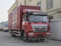 Sinotruk Hohan box van truck ZZ5185XXYK5113E1